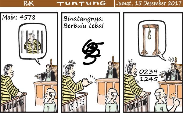 Prediksi Gambar Pak Tuntung Jumat 15 12 2017