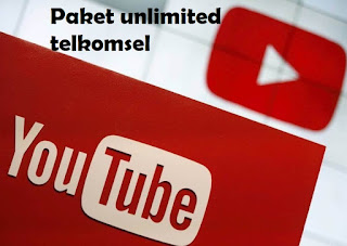 cara daftar paket telkomsel khusus youtube dan streaming unlimited sepuasnya dengan harga murah