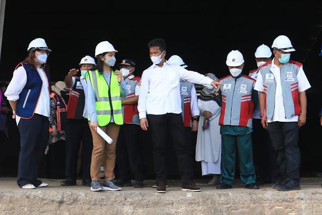 Walikota Batam Optimis Pembangunan Pelabuhan Batu Ampar Wujudkan Batam Jadi Kota Transhipment