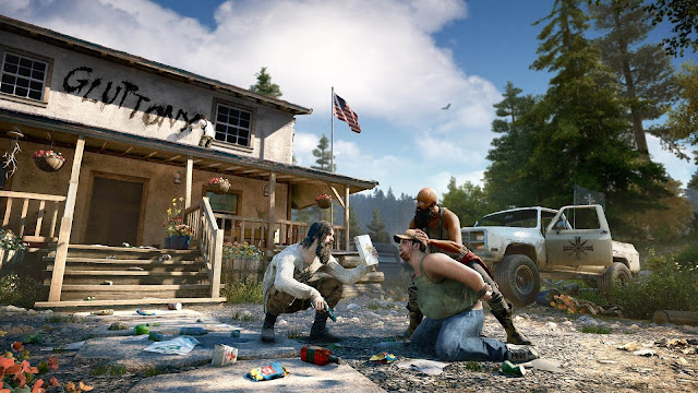 FAR CRY 5 pc full imagenes