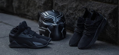 BAIT Exclusive Black Panther Sneaker Collection by Puma x Marvel
