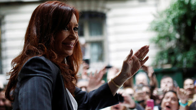 "Cristina Kirchner: ""Ha habido un ajuste brutal e innecesario"""