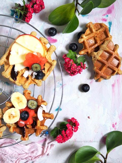 pancakes gofrowe