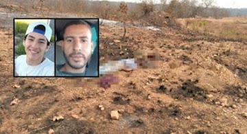 Tio e sobrinho são identificados como vítimas de assassinato