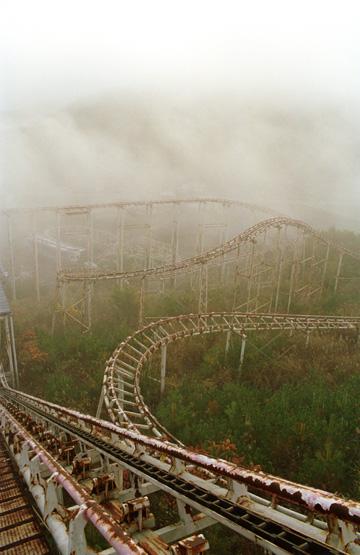 Urban Campfire: Abandoned Amusement Parks