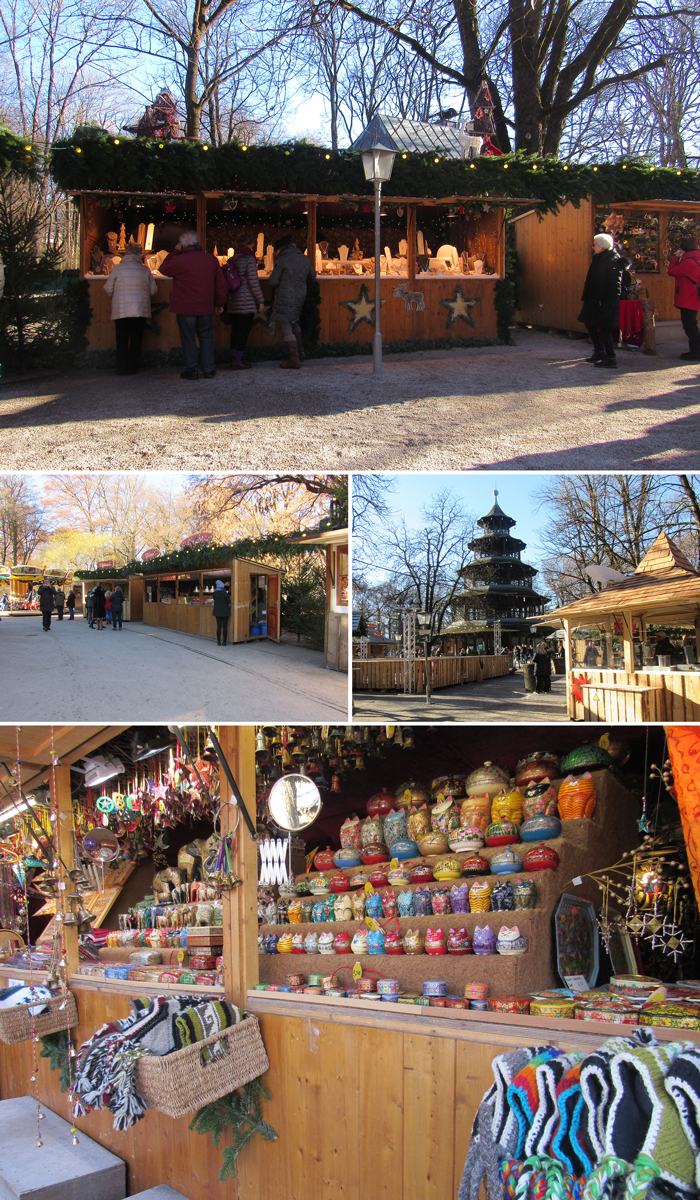 Munich travel guide diary Christmas Market, Bavaria, Germany