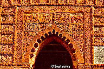 bishnupur temple,terracotta art,terracotta temples,madanmohan temple,clay temple,brick temple