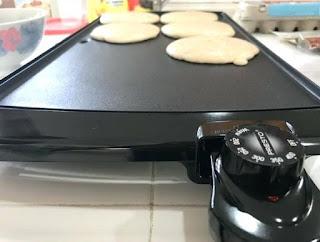 آلة طهي الفطائر والمسمن وشواء اللحم