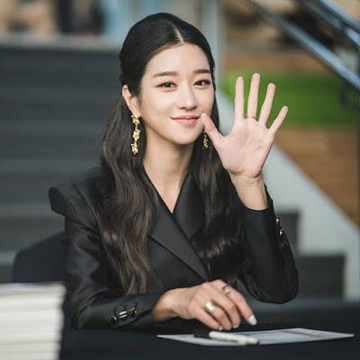 Seo Ye ji - cute