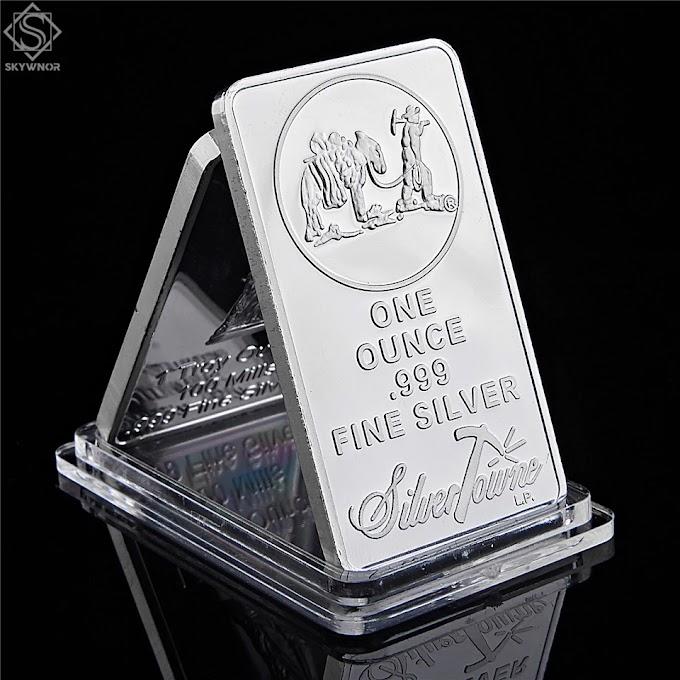 American Prospector 1OZ 999 Value Fine Silver