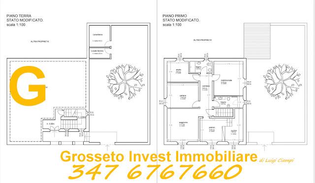Planimetria-Via_Monfalcone_Grosseto-bifamiliare-affitto-indipendente-con-giardino