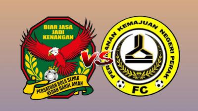 Live Streaming Kedah vs PKNP FC Liga Super 5.7.2019