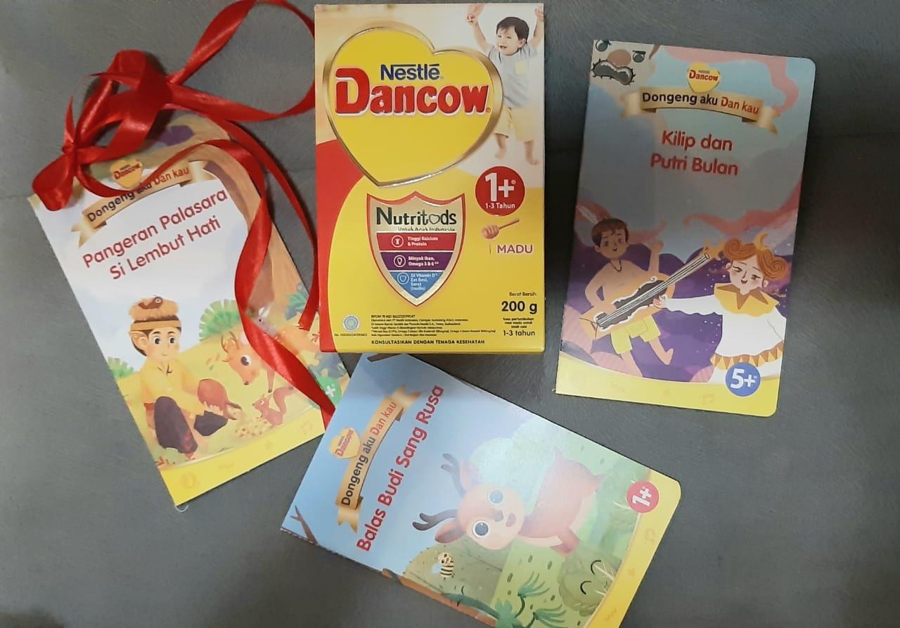 Nestlé DANCOW Dongeng Aku Dan Kau