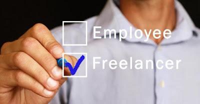 Situs web Freelancer