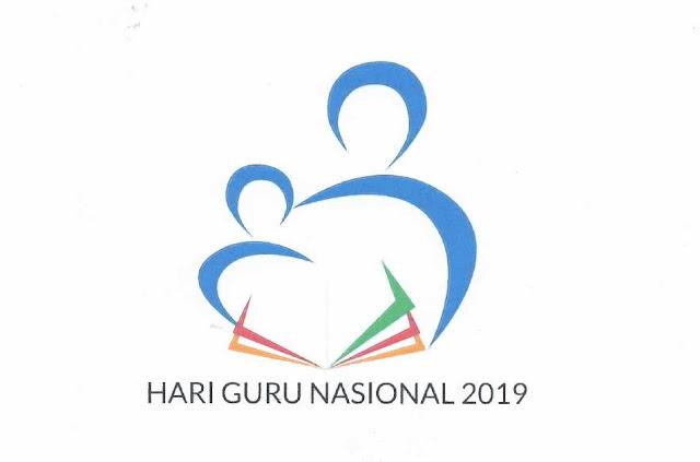 Tema dan Logo Hari Guru Nasional (HGN) 2019