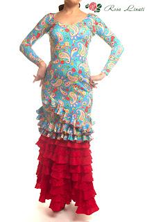 Flamencorock Rosa Linati
