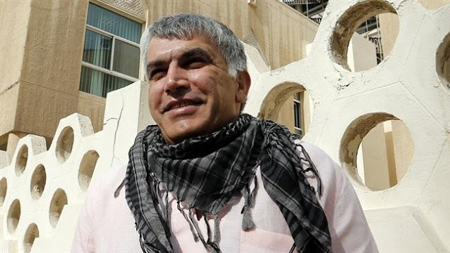 Bahraini rights activist Nabeel Rajab just exercising legitimate right to free speech: Human Rights Watch