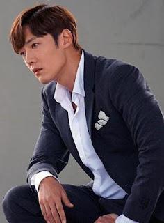 Pemain rugal Choi Jin-Hyuk pemeran Kang Ki-Beom