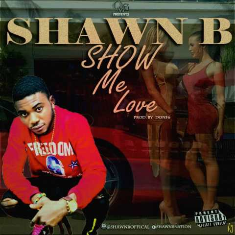 Music: Shawn B - Show Me Love
