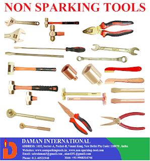 DAMAN INTERNATIONAL | Non Sparking Tools Manufacturer.
