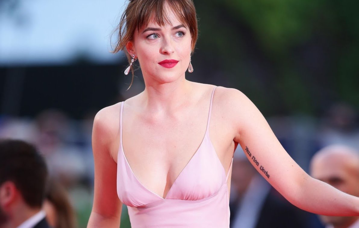 Dakota johnson nude fifty shades of grey 2015 4