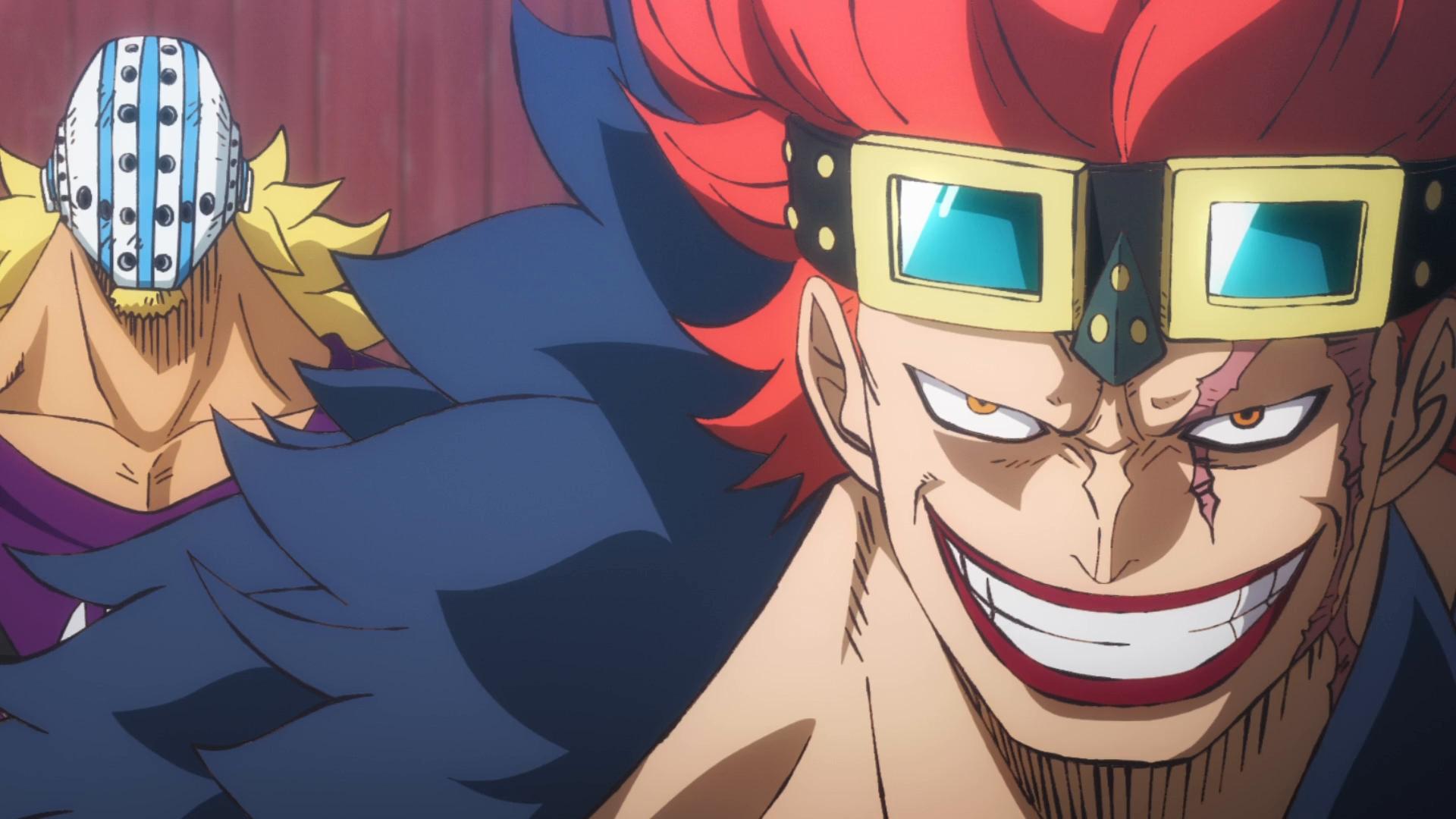 One Piece: Estampida (2019) 1080p BRRip