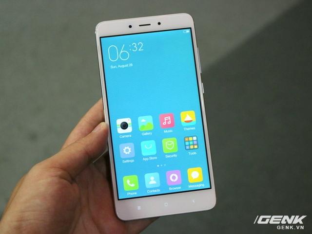Ảnh Xiaomi Redmi Note 4 đầu tiên tại Việt Nam - Galaxy S7 edge