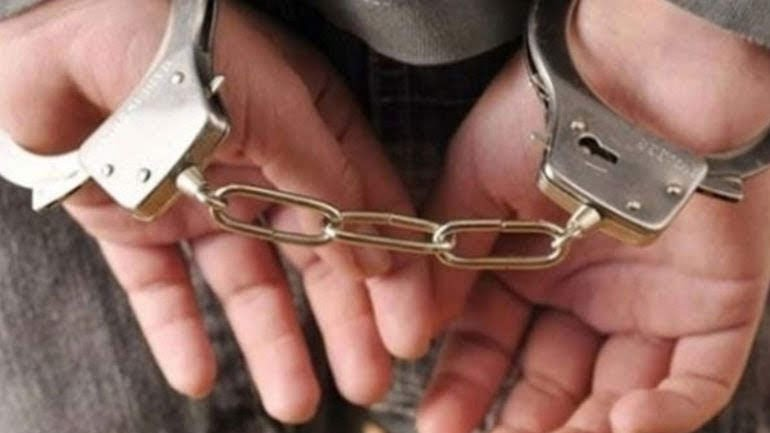 Συνελήφθη 35χρονος φυγόποινος στη Λάρισα