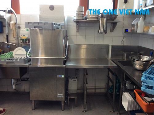 Những sự cố thường gặp của máy rửa bát công nghiệp