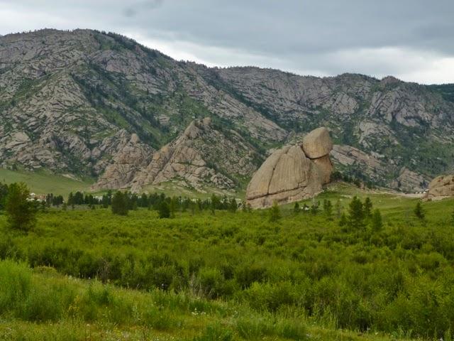Parque nacional de Gorkhi-Terelj