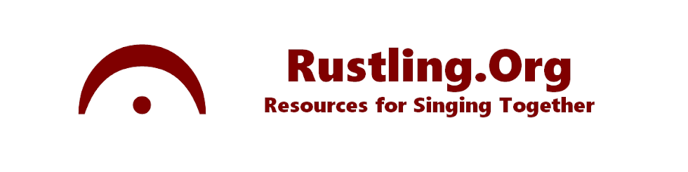 RuSTling - Resources for Singing Together