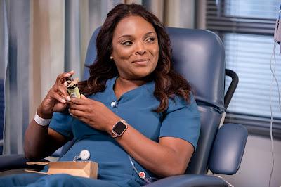 Cena do 8º episódio da 5ª temporada de Chicago Med (Divulgação: Universal TV)