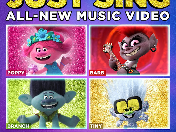 Trolls World Tour Dance Party Edition on Digital June 23