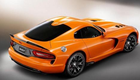 2017 Dodge Viper Specs