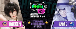 MOEMOE SEKAI FEST | Cosplay +  K-POP+ Anime + Videojuegos