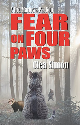 Fear on Four Paws, by Clea Simon
