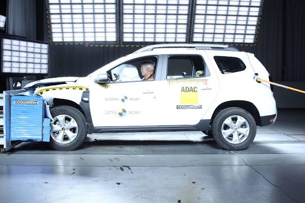Renault do Brasil se posiciona sobre teste do Duster 2021 no Latin NCAP