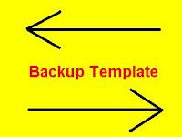 Cara Backup Template Di Blogspot Dan Mengembalikannya