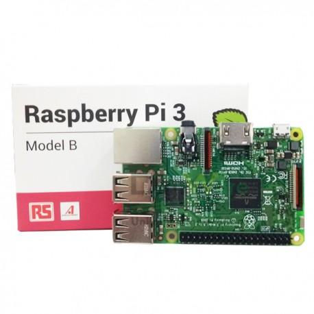 Raspberry Pi 3 - IoT Indonesia
