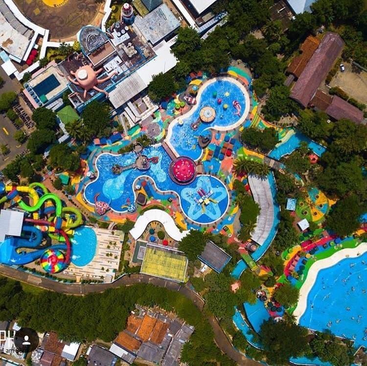 Wahana Ocean Park BSD City