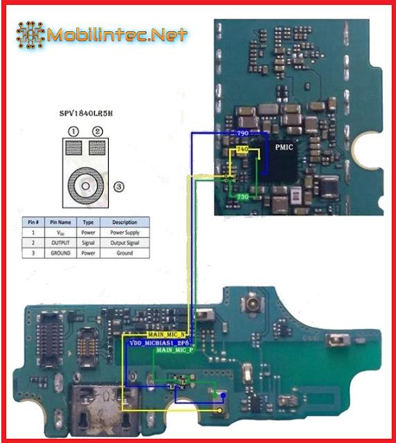 Repair Samsung Galaxy J5 Prime G570M Microphone Not Work