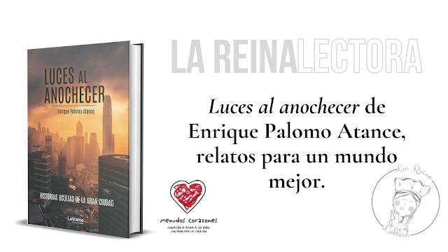 Luces anochecer Enrique Palomo Atance