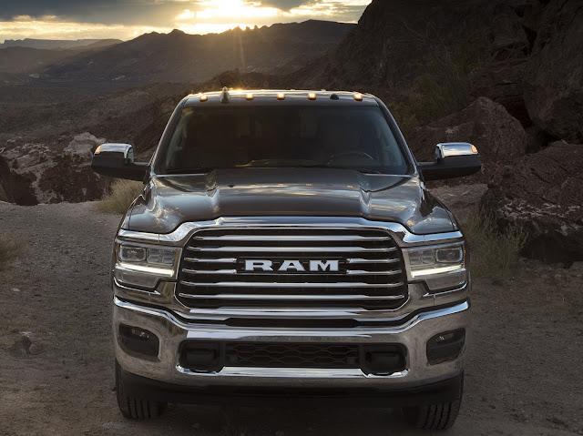 Nova RAM 2500 Laramie - Brasil