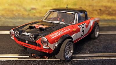 Fiat Abarth 124 SCX