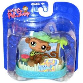 Littlest Pet Shop Portable Pets Monkey (#57) Pet
