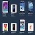 موقع عمل مقارنة بين جميع الهواتف الذكية