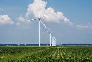 Turbin Angin - Sejarah Dan Manfaat Turbin Angin