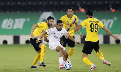 ملخص واهداف مباراة السد وسباهان اصفهان (1-2) دوري ابطال اسيا