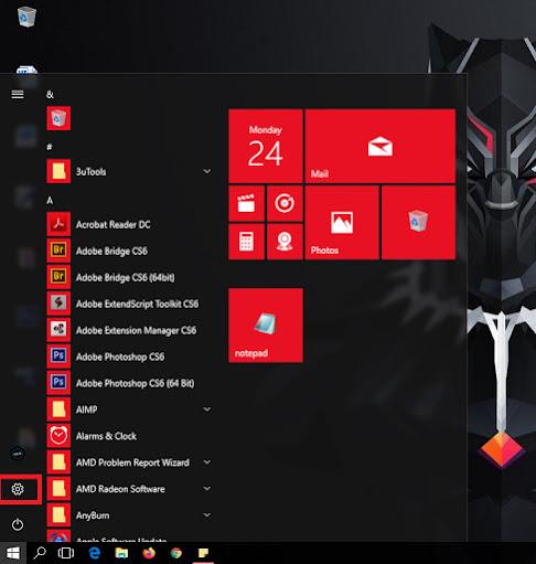 Cara mengganti cursor di Windows