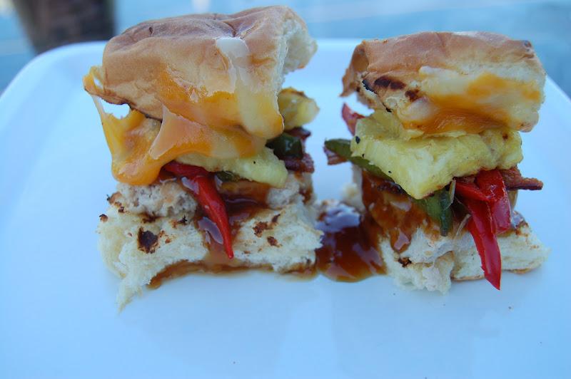 Don't you just love grilling season? These Hawaiian Turkey Sliders ...